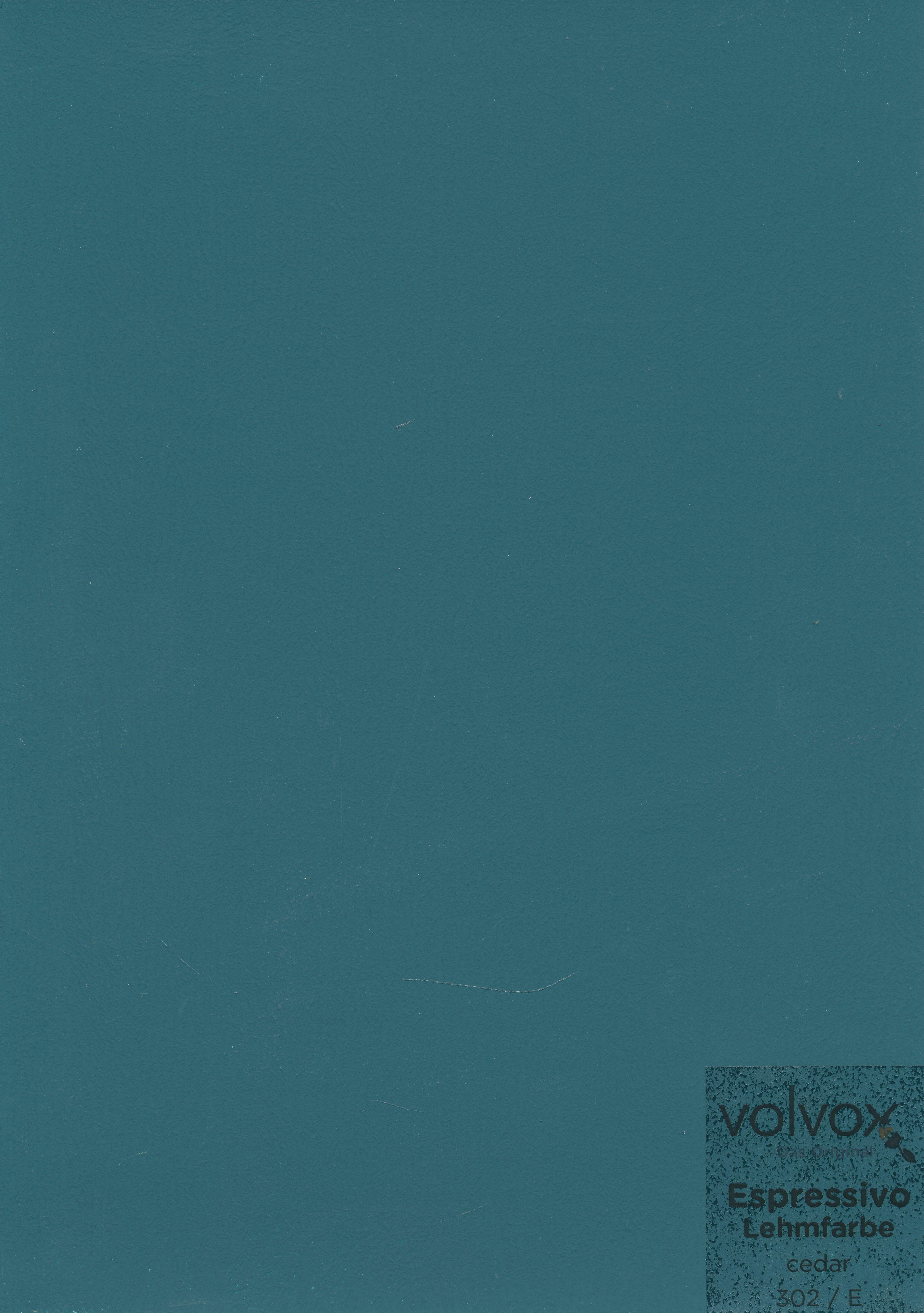 Volvox Espressivo Lehmfarbe 302 cedar