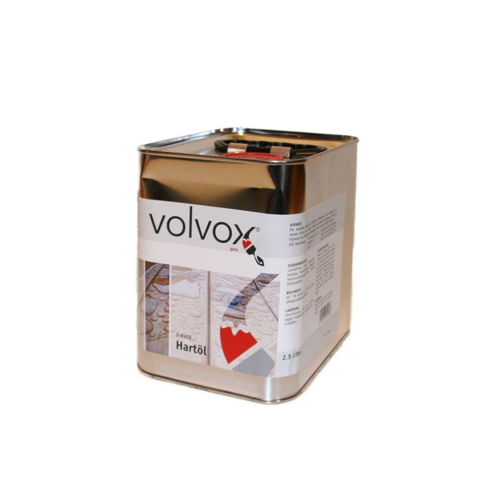 Volvox Hartöl