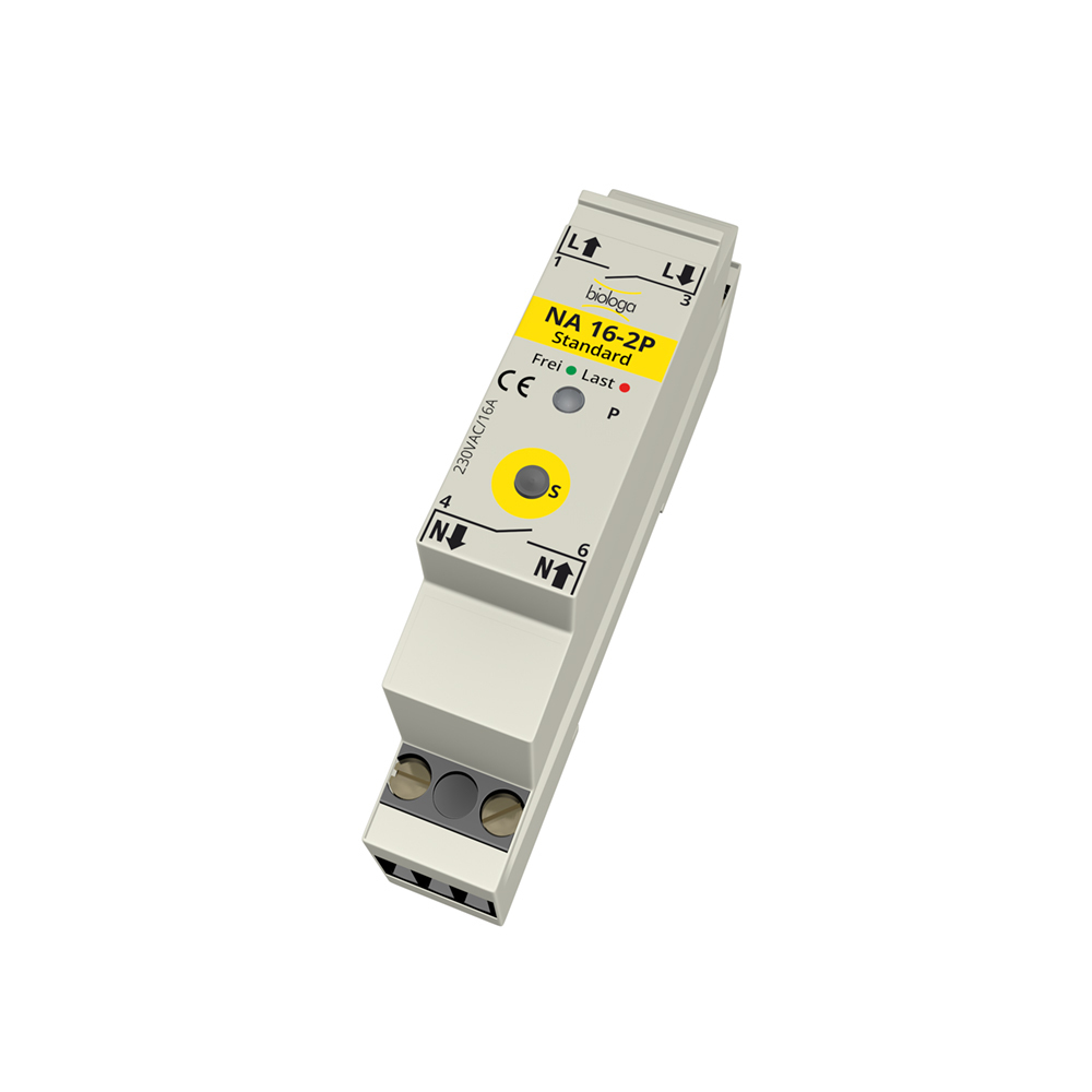 Netzabkoppler NA 16-2P Standard