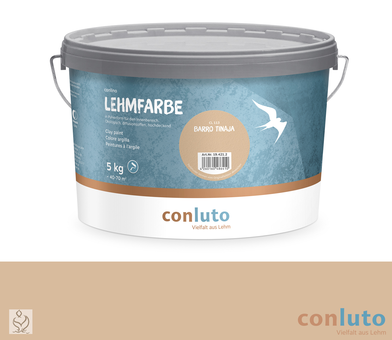 conluto Lehmfarbe Barro Tinaja · CL113