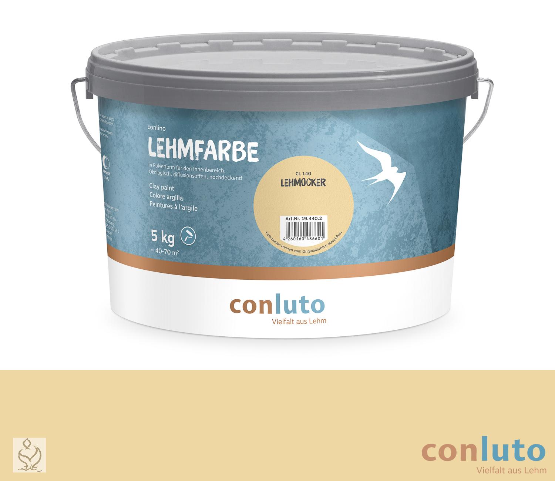 conluto Lehmfarbe Lehmocker · CL140