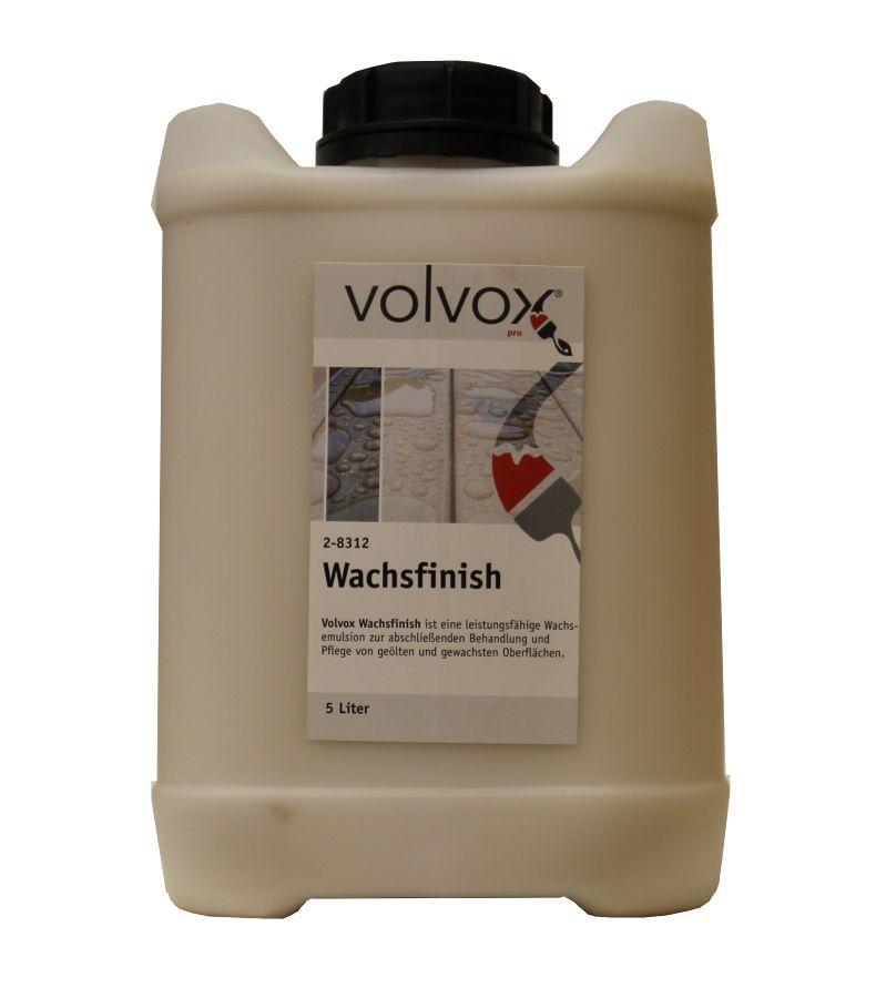 Volvox Wachsfinish