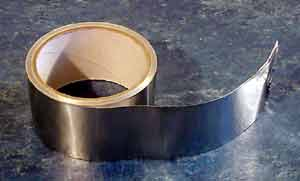 Aluminiumklebeband, dampfdicht