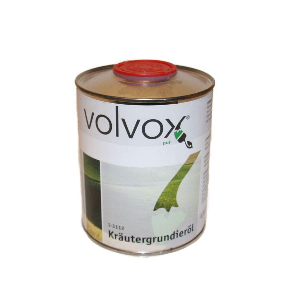 Volvox Kräutergrundieröl