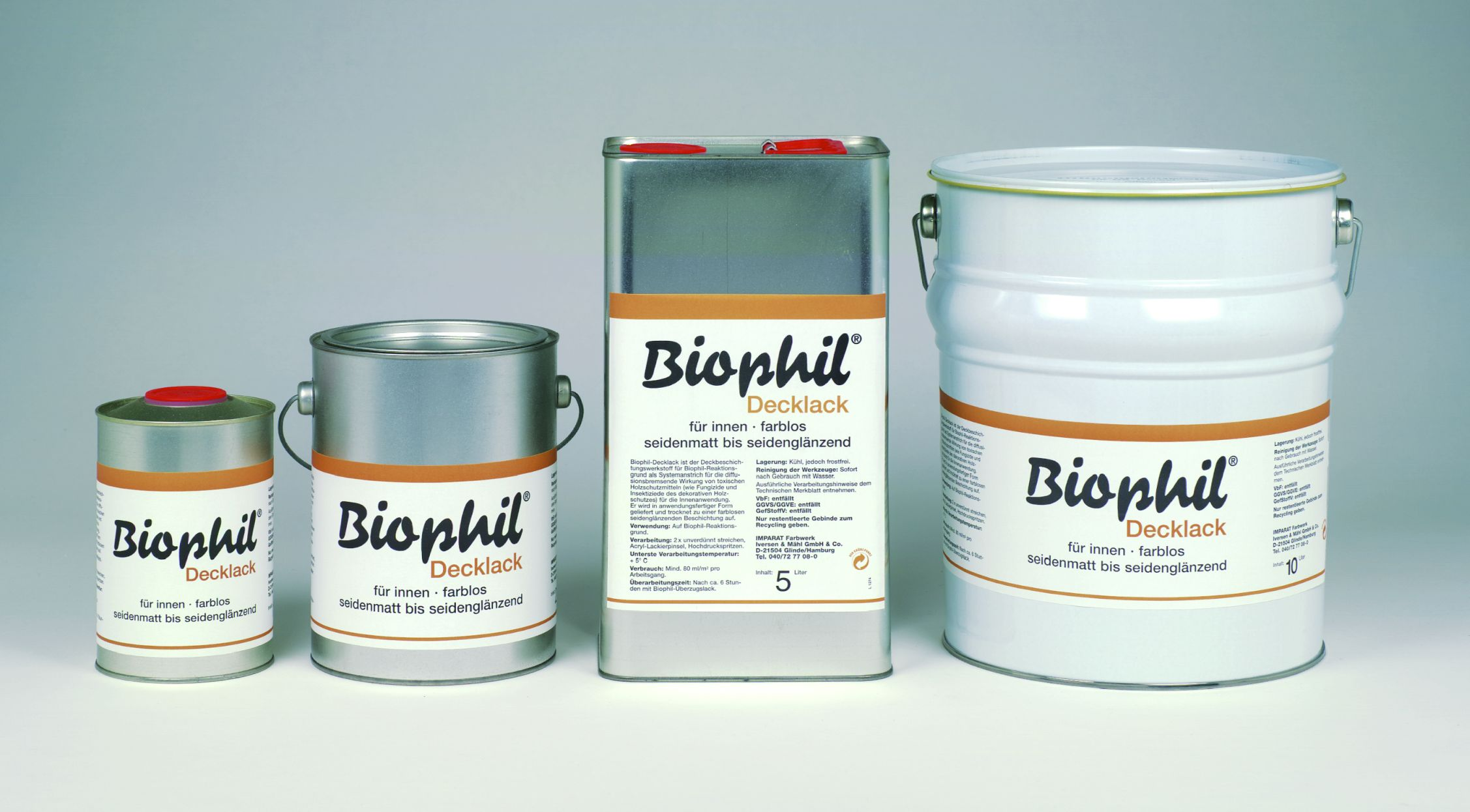 Biophil - Decklack