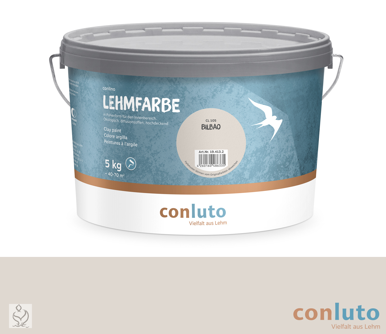 conluto Lehmfarbe Bilbao · CL105