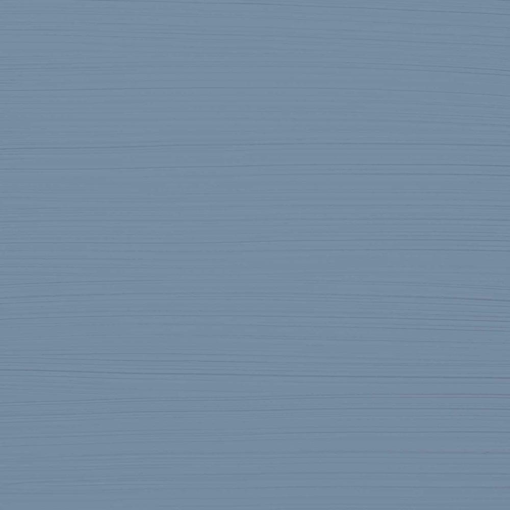 Standölfarbe vollfett - taubenblau