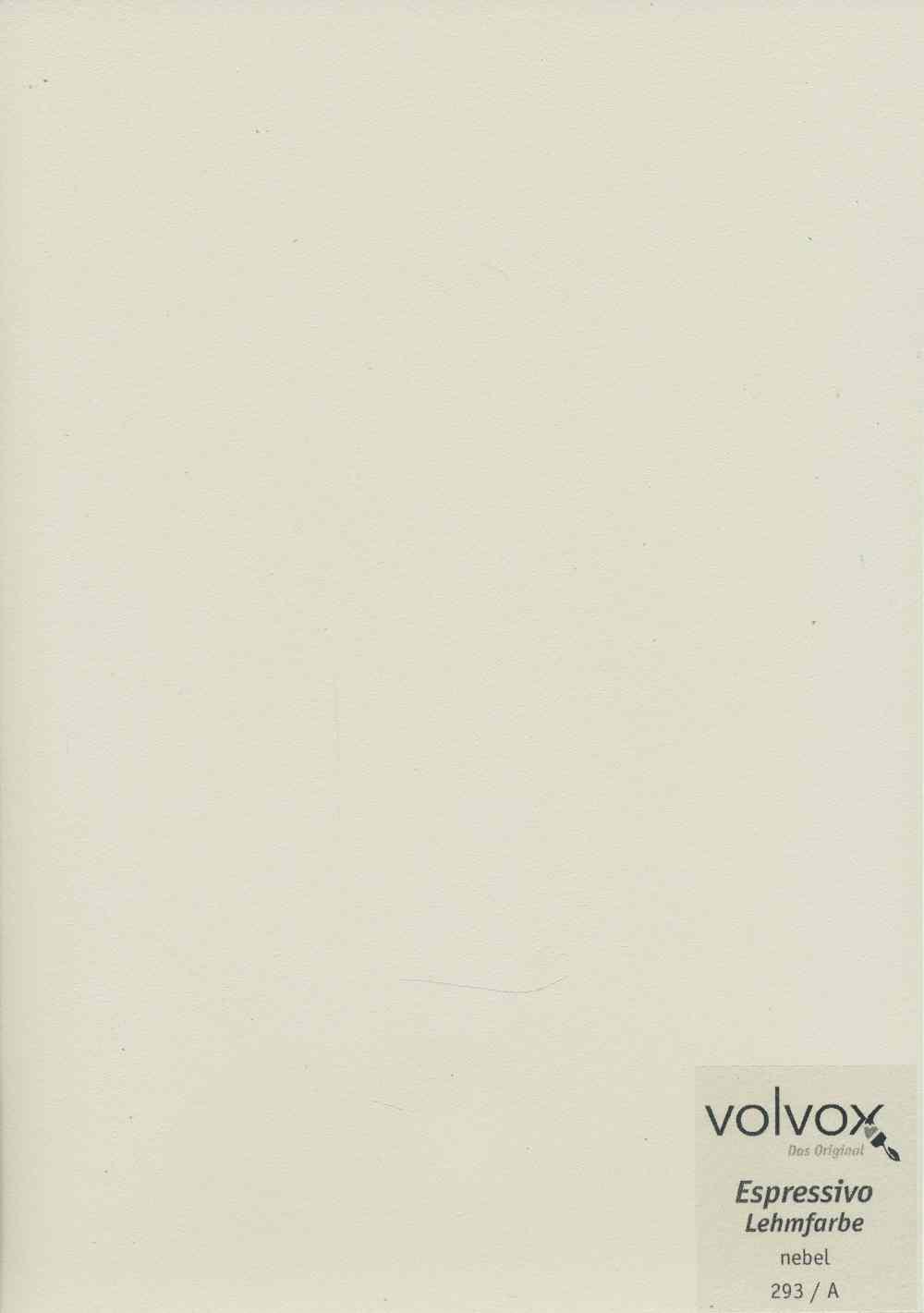 Volvox Espressivo Lehmfarbe 293 nebel