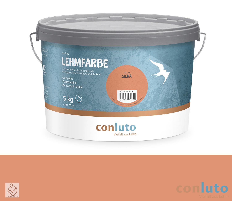 conluto Lehmfarbe Siena · CL122