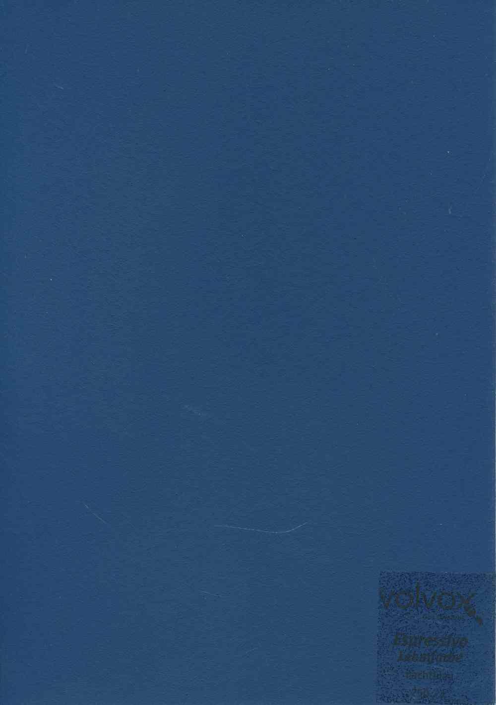 Volvox Espressivo Lehmfarbe 250 nachtblau