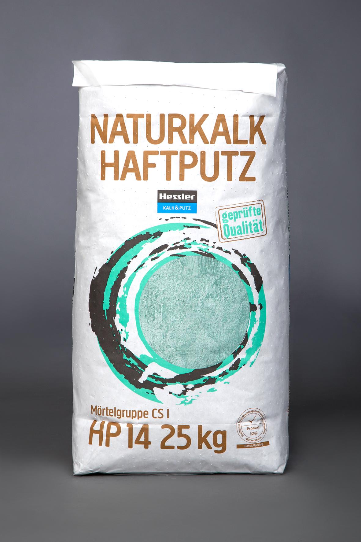 Hessler Kalk-Haftputz HP14 · 25kg