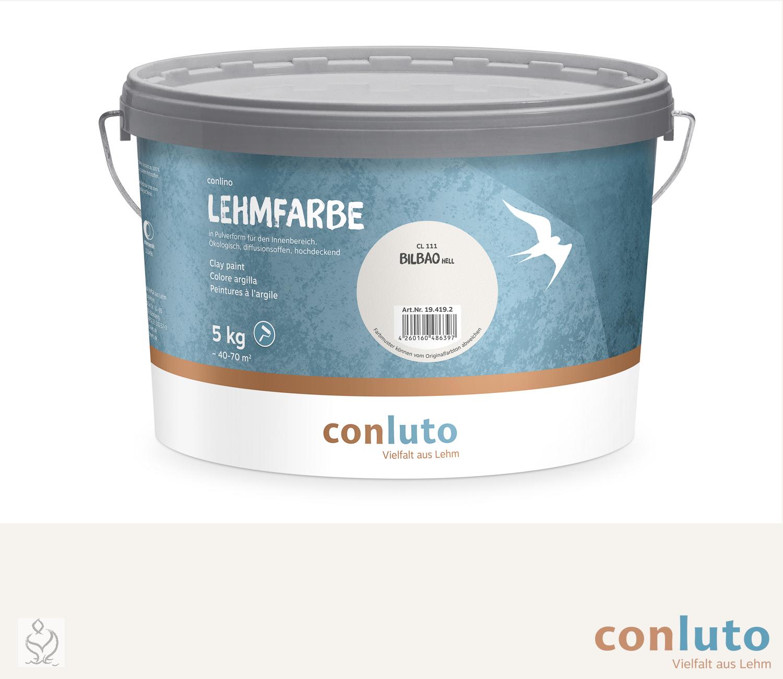 conluto Lehmfarbe Bilbao hell · CL111