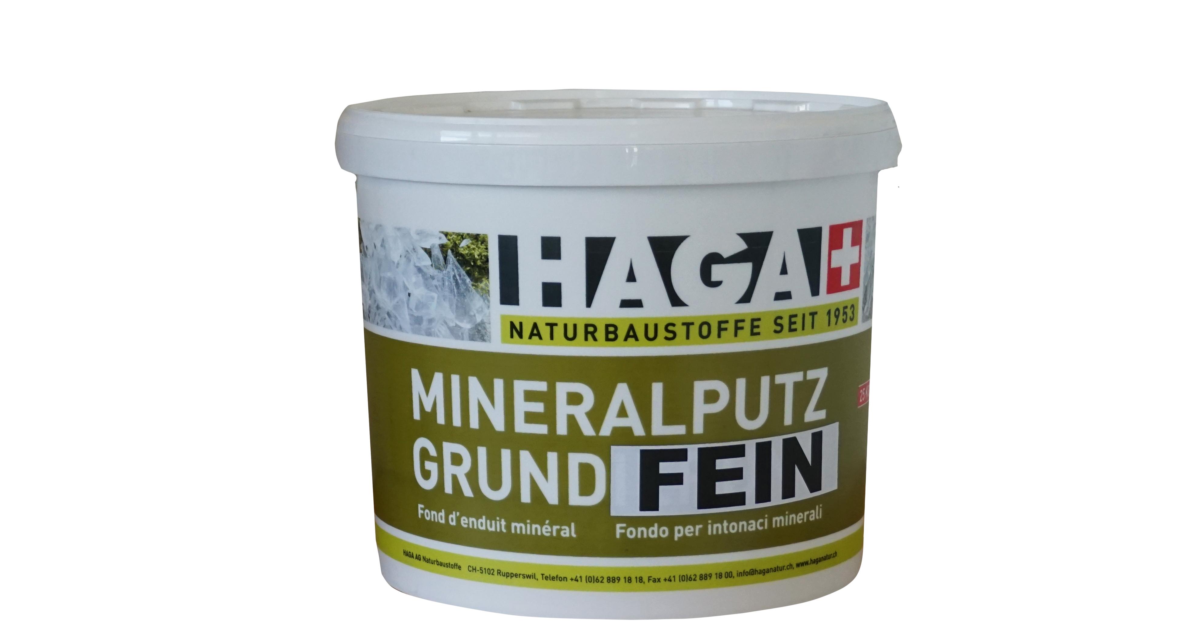 HAGA Mineralputzgrundierung  FEIN