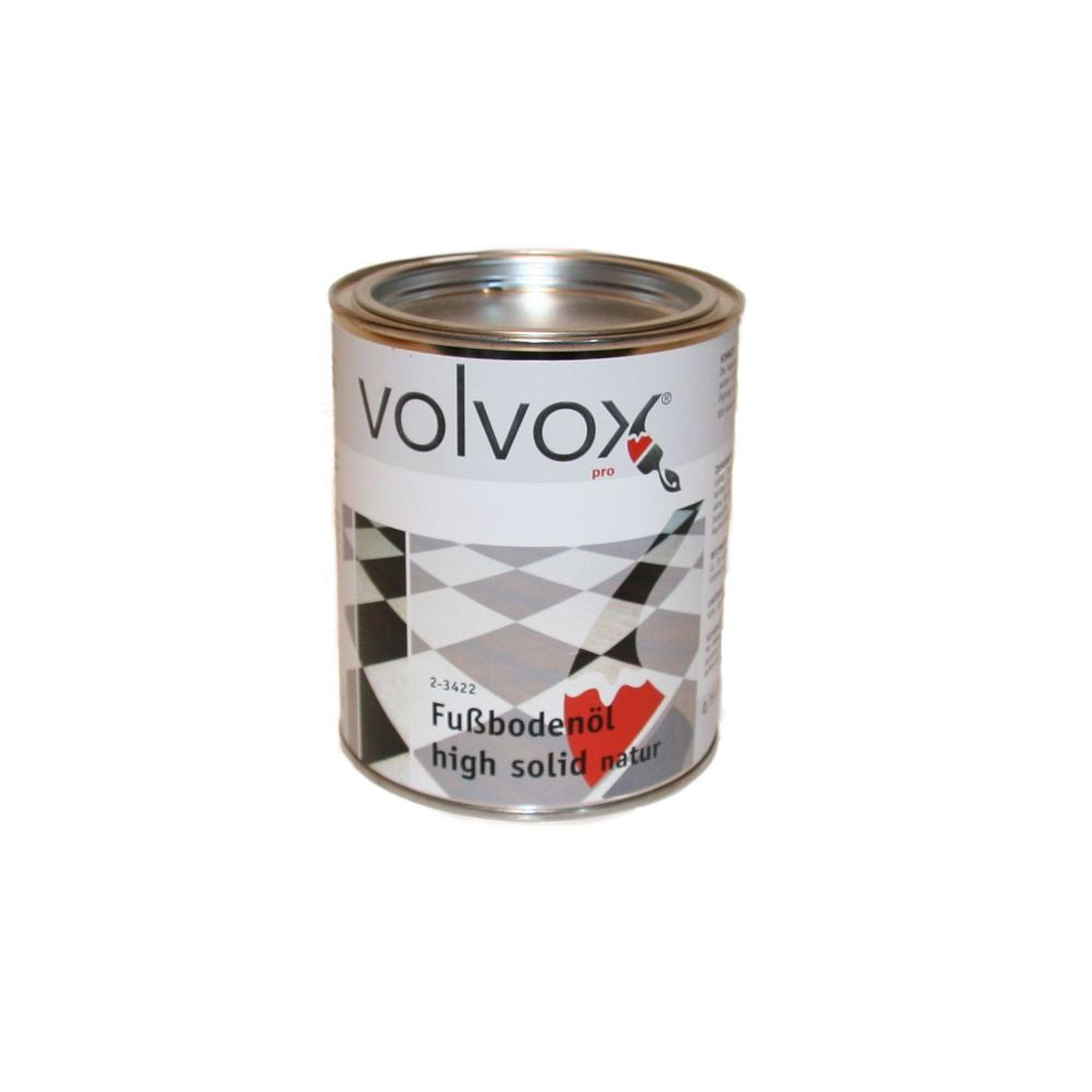 Volvox Fußbodenöl high solid