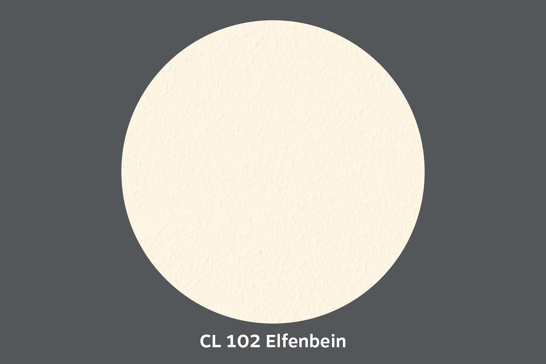 conluto Lehmfarbe Elfenbein · CL102