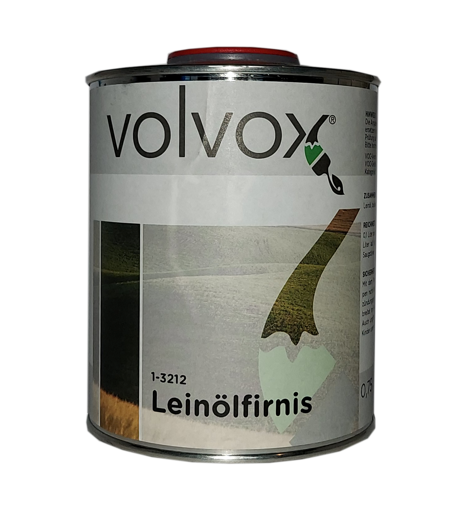 Volvox Leinölfirnis