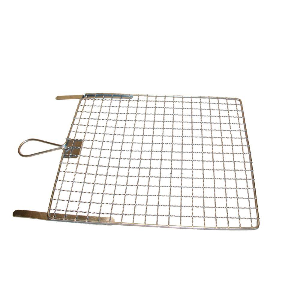 Abstreifgitter, Metall  · 26x30 cm