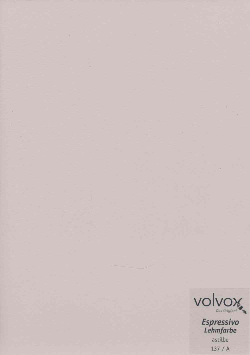 Volvox Espressivo Lehmfarbe 137 astilbe