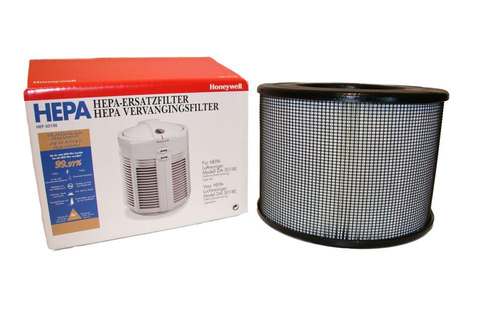 HEPA-Ersatzfilter · DA 5018E