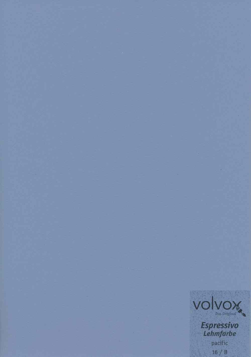 Volvox Espressivo Lehmfarbe 016 pacific