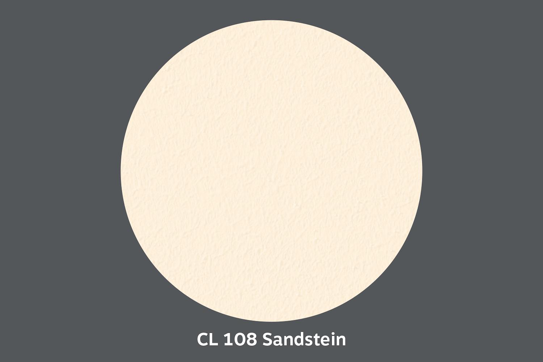conluto Lehmfarbe Sandstein · CL108