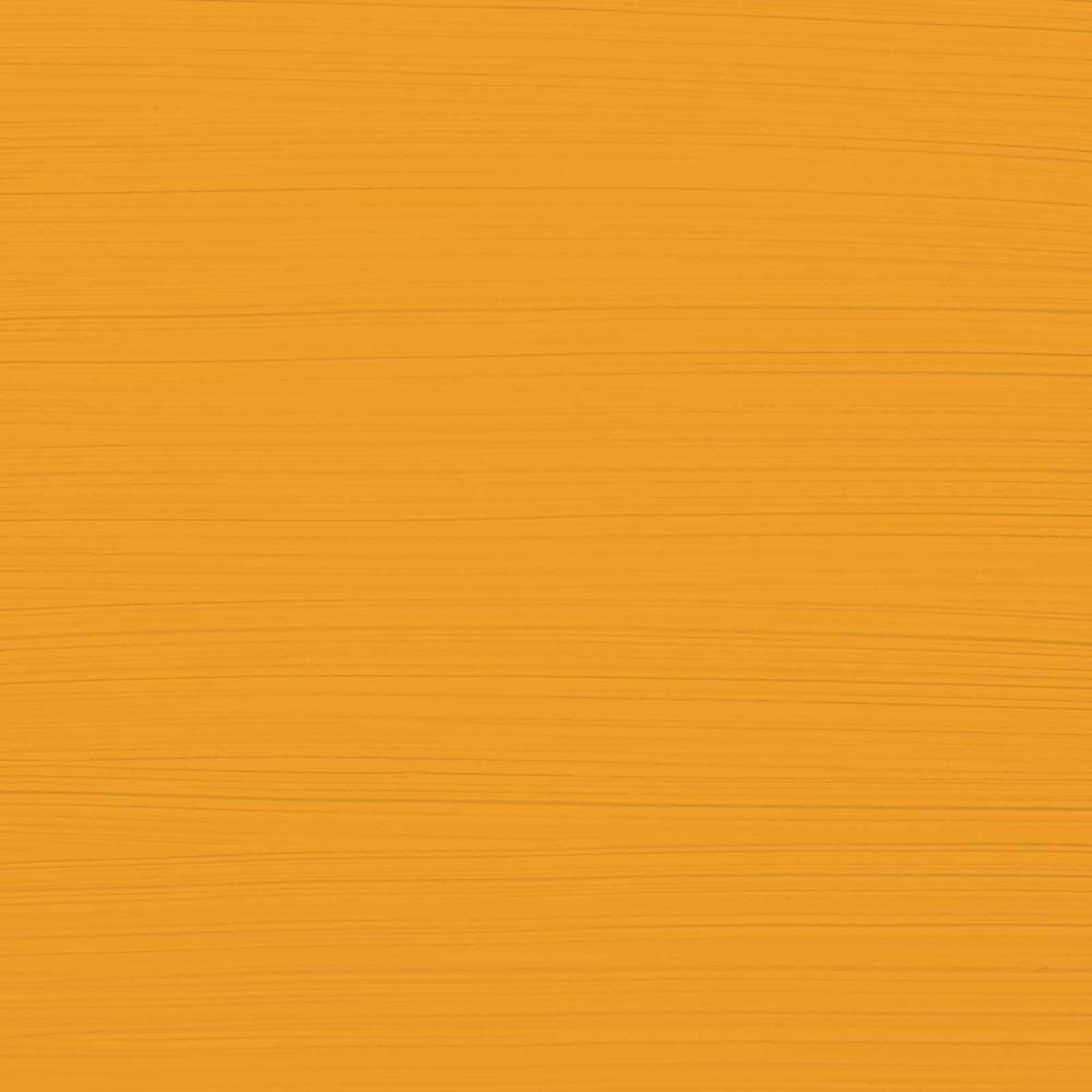 Kreidezeit Standölfarbe halbfett - orange