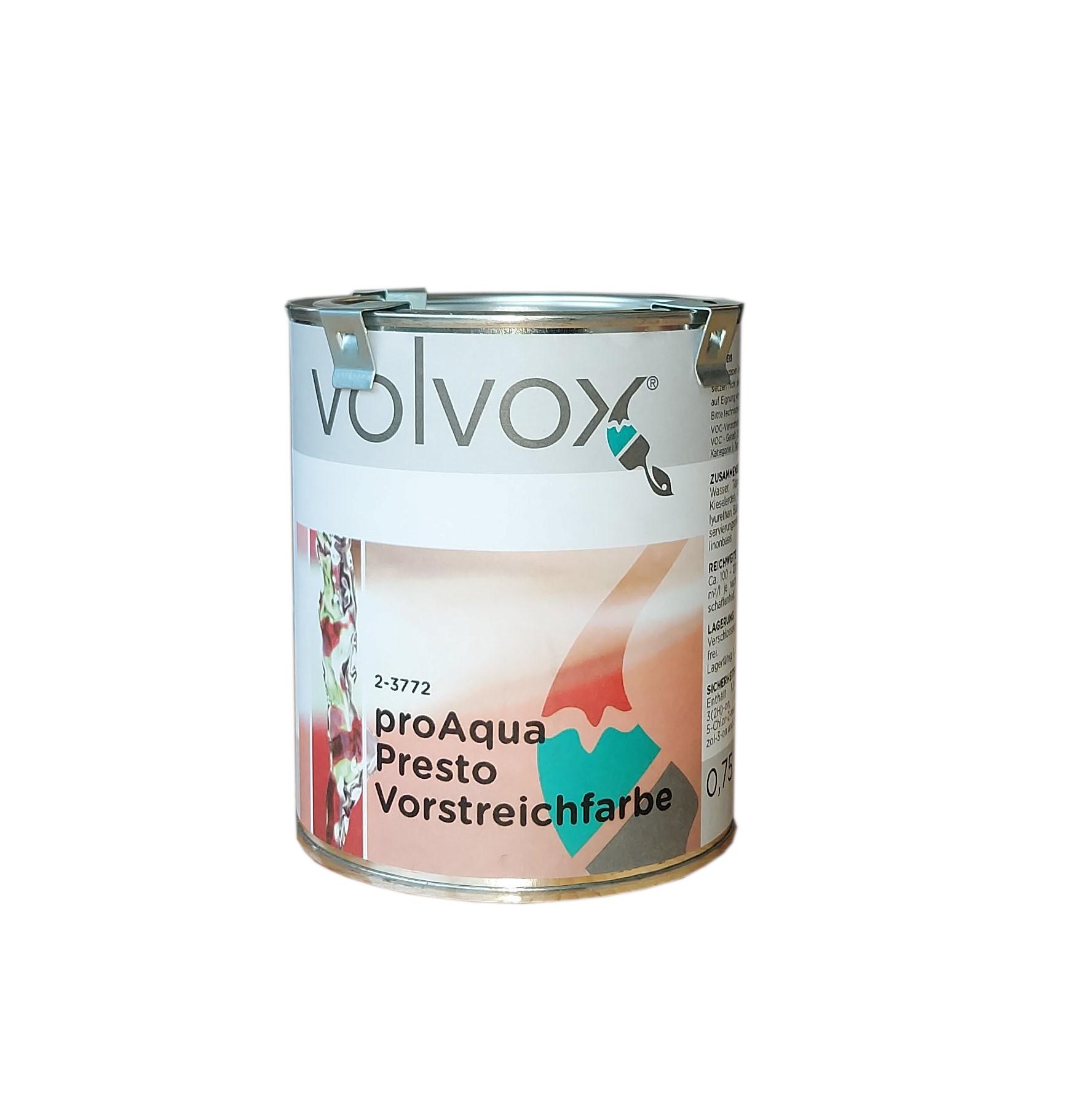 Volvox proAqua Presto Vorstreichfarbe