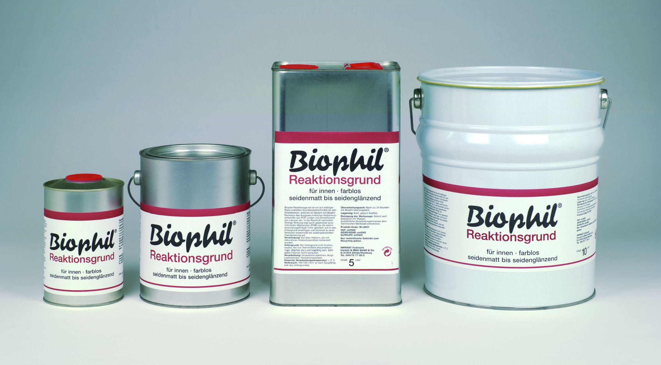 Biophil - Reaktionsgrund