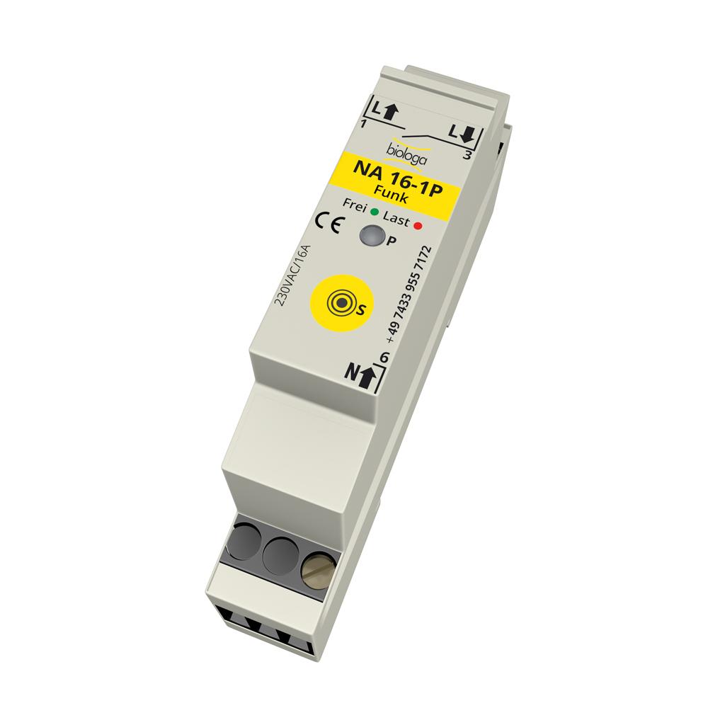 Netzabkoppler NA 16-1P Funk