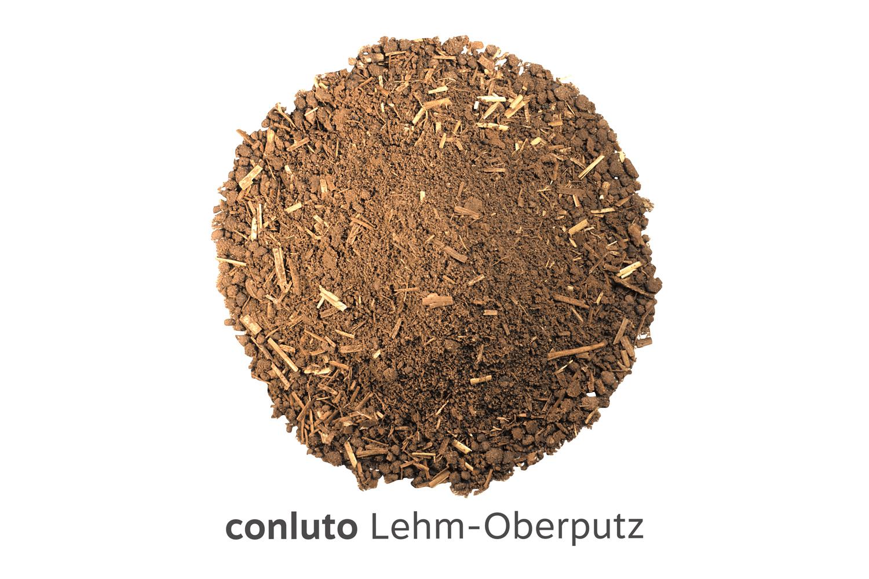 conluto Lehm-Oberputz