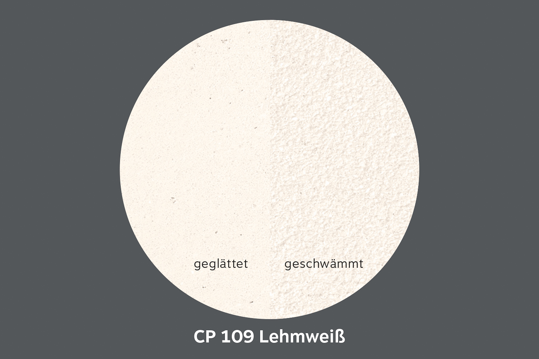 conluto Lehm Edelputz · Lehmweiß · CP109